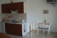 Štúdio-apartmán 4 kuchyňa